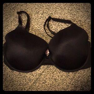 Victorias Secret Black Wear Everywhere T-shirt Bra